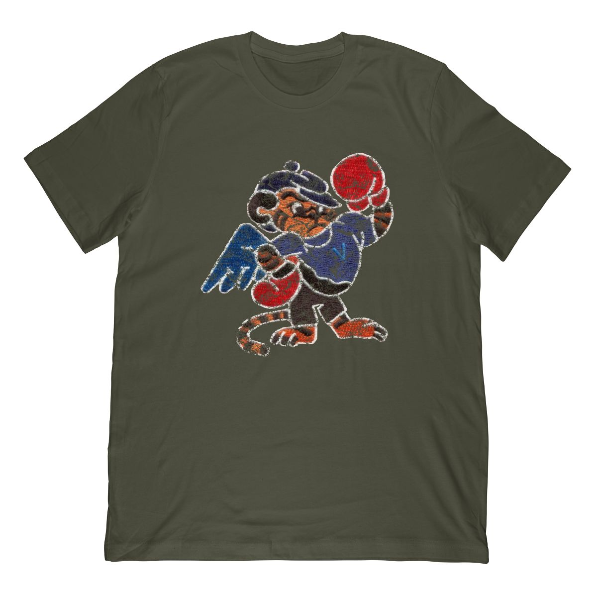 World War II VMFA 224 Bengal Tiger Boxing T-Shirt