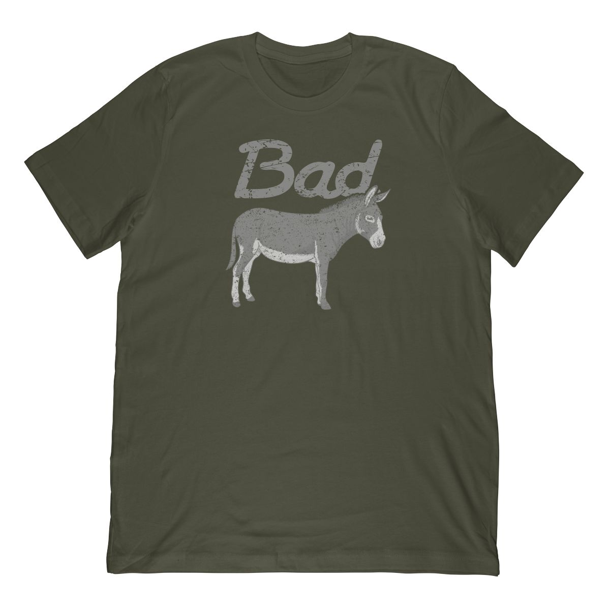 Funny Bad Donkey (Bad Ass) T-Shirt