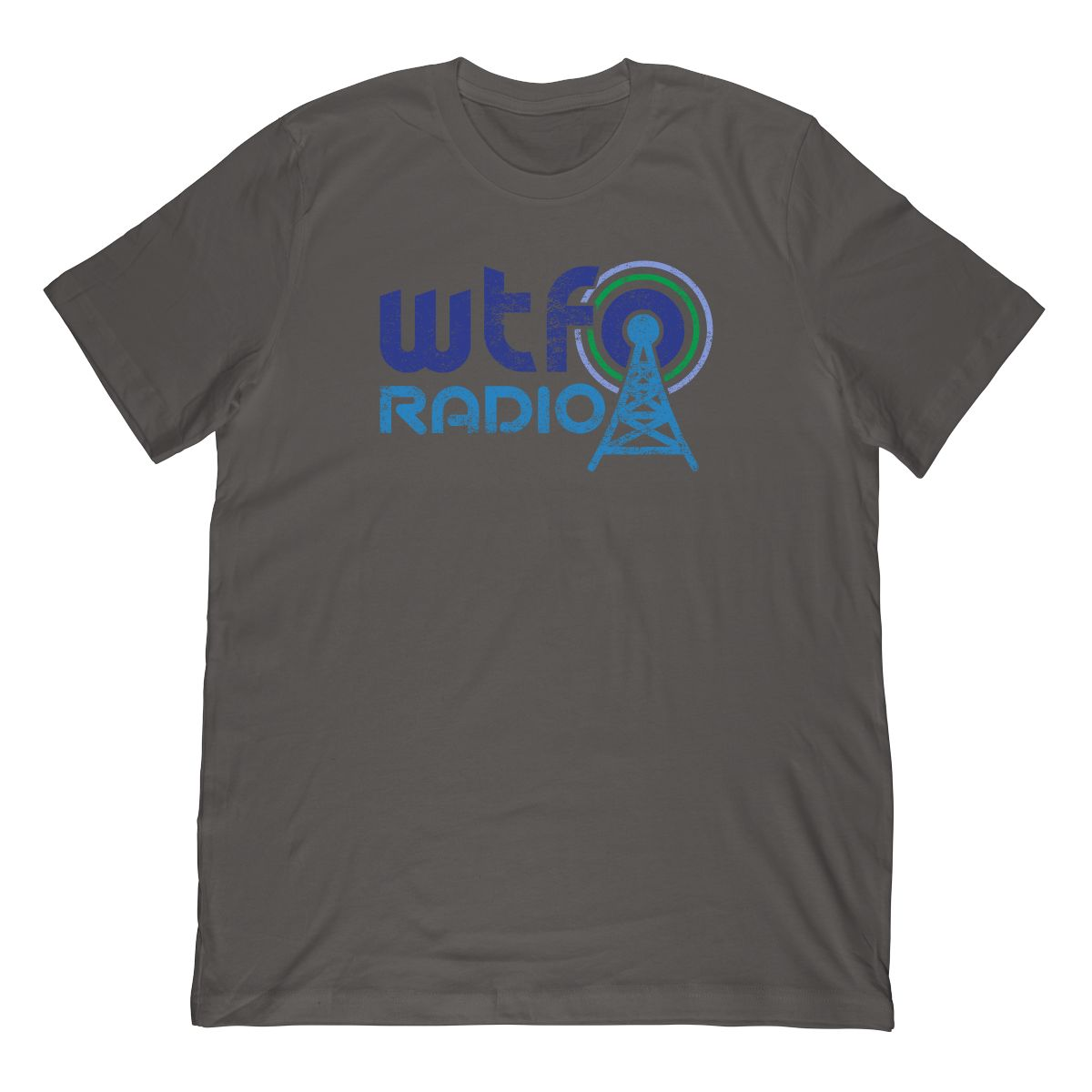Funny WTFO Radio Station Communications
