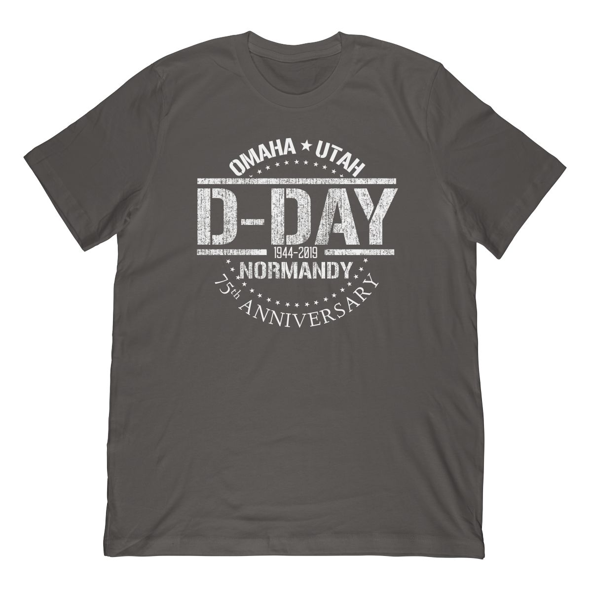 WW2 D-Day 75th Anniversary Commemorative Design