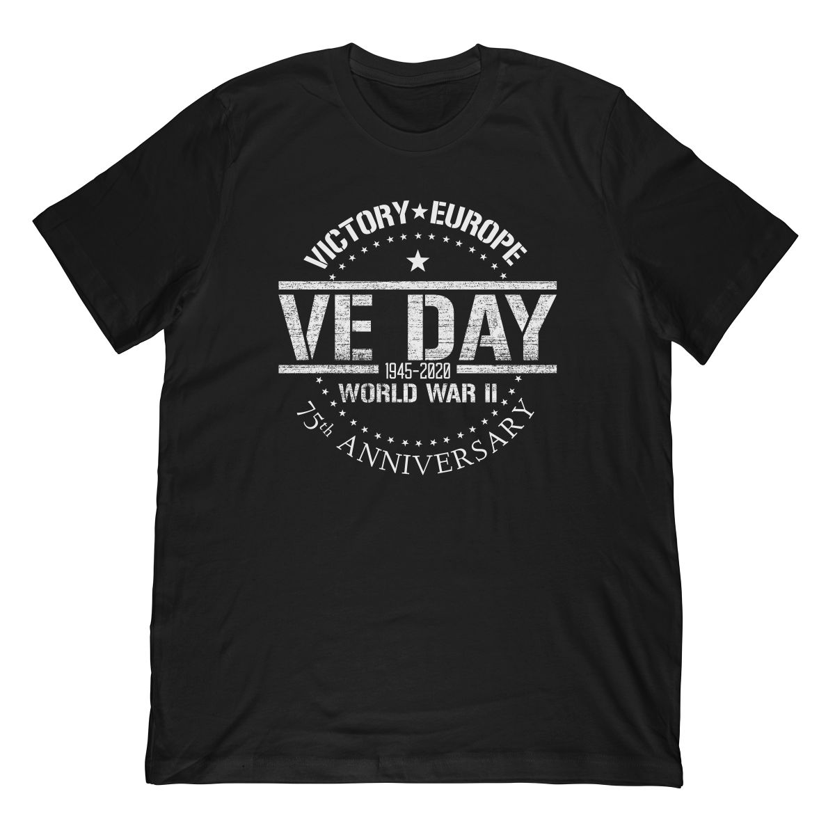 WW2 VE Day 75th Anniversary 1945-2020 Victory In Europe